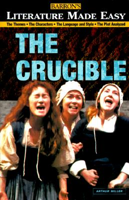 Literature Made Easy The Crucible By McGregor, Lona/ Buzan, Tony