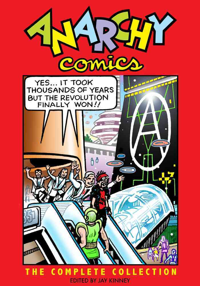 Anarchy Comics By Kinney, Jay (EDT)